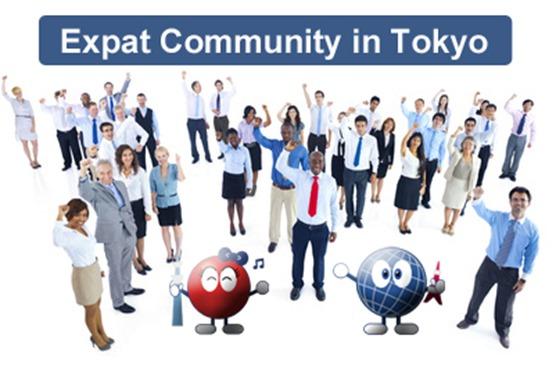 東京の外国人コミュニティー、ソーシャルクラブ等 - 高級・外国人向 ...